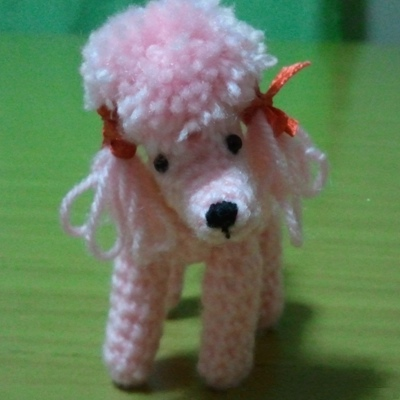 Fox Terrier Amigurumi Patron : Patrones Amigurumi