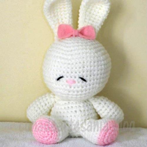 Amigurumi Conejo Kawaii : Amigurumi conejo kawaii slugom for
