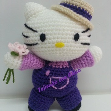 A Morning Cup of Jo: Handmade Hello Kitty Amigurumi! | 365x365