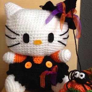 Amigurumi Kitty Patron : Patrones Amigurumi