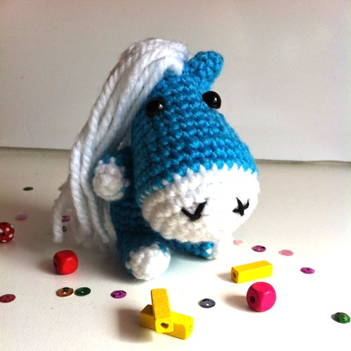 Patrón Amigurumi Mini Caballo