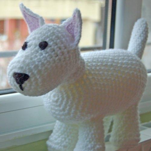 Amigurumi patrones gratis de perros - Imagui