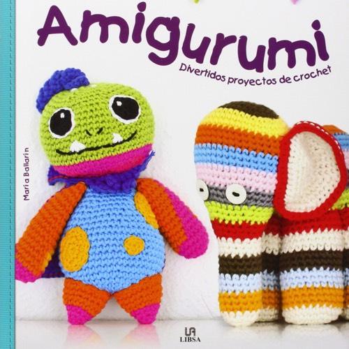 Amigurumi Xxl Patrones Gratis : Patrones Amigurumi: Libros Amigurumi