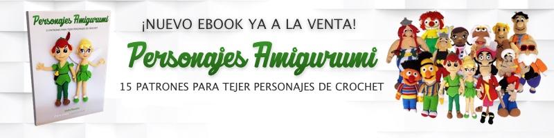 Ebook Personajes Amigurumi