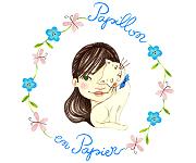 Papillon en Papier