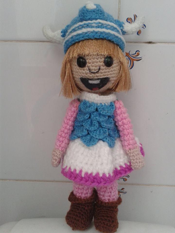 Patrón Crochet Gorrito de Vikingo para Bebés PATRÓN ESPAÑOL | Etsy | 960x720