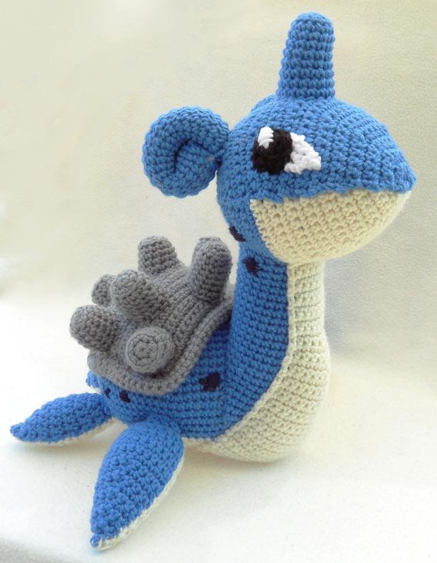 Atractivo Pokemon Patrones De Crochet Libre Motivo - Manta de Tejer ...