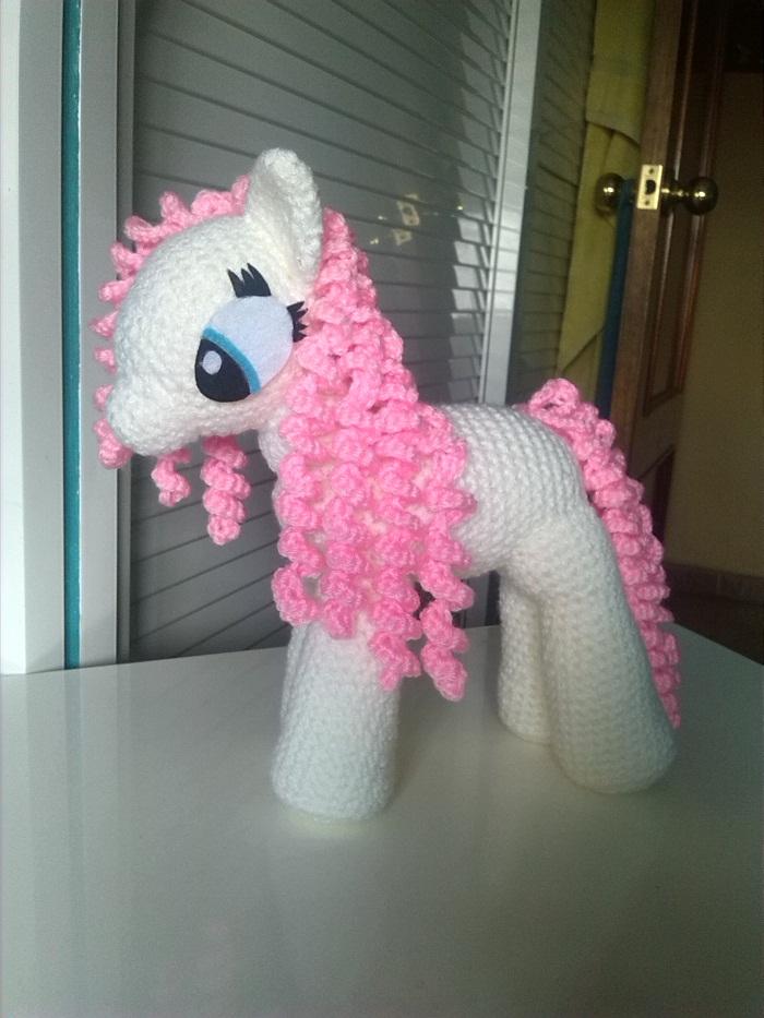 Pequeno Pony Amigurumi Patron : Patrones Amigurumi