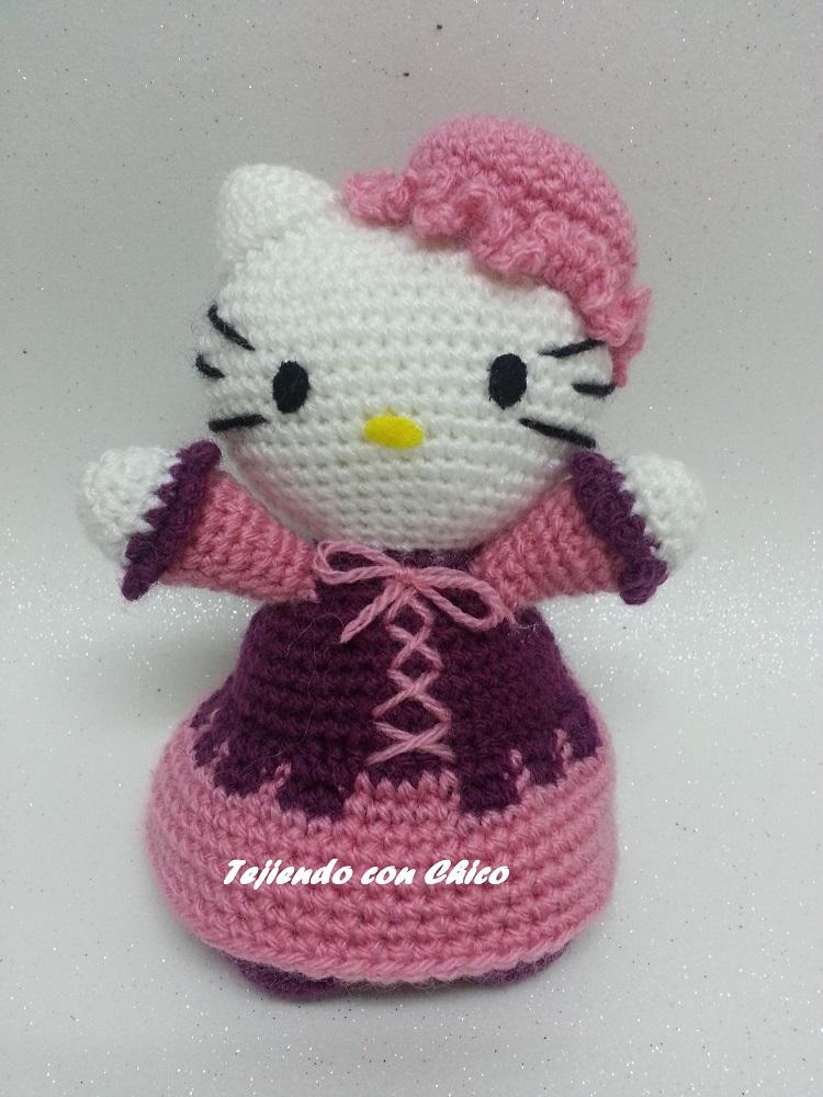 Hello Kitty Archivos - Patrones gratis | 1000x750