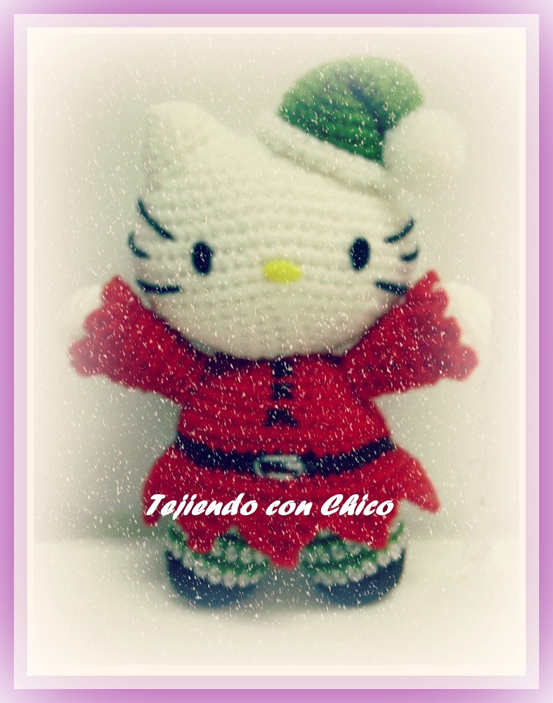 Ravelry: re-enganchada's Hello Kitty Witch | 1000x787