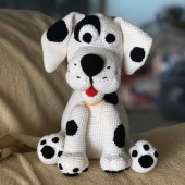 Amigurumi Crochet Yorkshire Terrier Dog Free Pattern - Amigurumi ... | 170x170