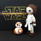 Rey y BB-8 (Star Wars)