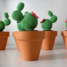 Amigurumi Cactus Lanas Y Ovillos : Patrones Amigurumi