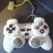 Control Play Station Amigurumi