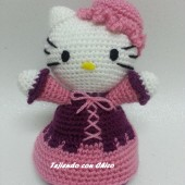 Hello Kitty mesonera