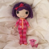 Lalaloopsy Pillow