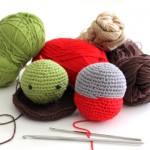 ¿Qué lana y aguja debo usar para tejer amigurumis?